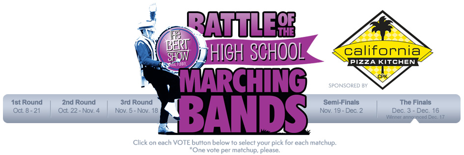 Battle of the High School Marching Bands