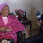 "Watch A 100 Year Old Woman Ask A Reporter About His ""Package."" Yes, That One."