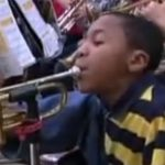 Inspiration: Watch A Boy With No Arms Play The Trumpet