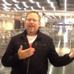 "A Guy Got Stuck at the Airport Alone…And Made A Music Video For ""All by Myself"" Using His iPhone"