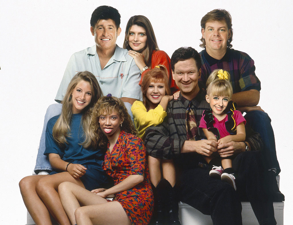 we just became the cast of full house the bert show